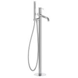 Brenta смеситель для ванны напольный хром, IMPRESE ZMK071901060