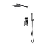 GRAFIKY верхний душ с смесителем скрытого монтажа, IMPRESE ZMK041807110