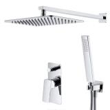 GRAFIKY верхний душ с смесителем скрытого монтажа, IMPRESE ZMK061901110