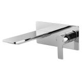 IMPRESE SMART CLICK ZMK101901030 смеситель для раковины настенного монтажа