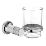 BRENTA стакан для зубных щеток, хром, Imprese ZMK071901230