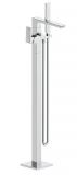 GRAFIKY смеситель для ванны напольный хром, IMPRESE ZMK61901060