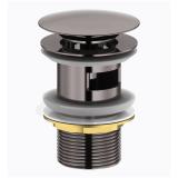 BRENTA клапан донный Pop-up, графитовый хром, IMPRESE ZMK091908500