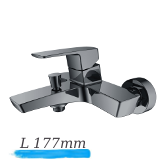 GRAFIKY смеситель для ванны, IMPRESE ZMK041807040
