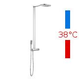 SMART CLICK система душевая с термостатом, IMPRESE ZMK101901090