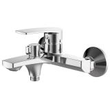 Imprese KAMPA 10285 смеситель для ванны, хром